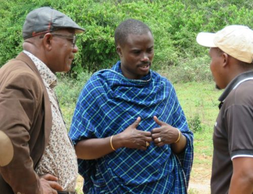 Honeyguide Visits Makame to Introduce 2017 Anti-poaching Project