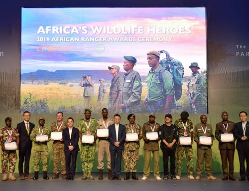 Award-Winning Rangers Invited to Meet Alibaba Founder